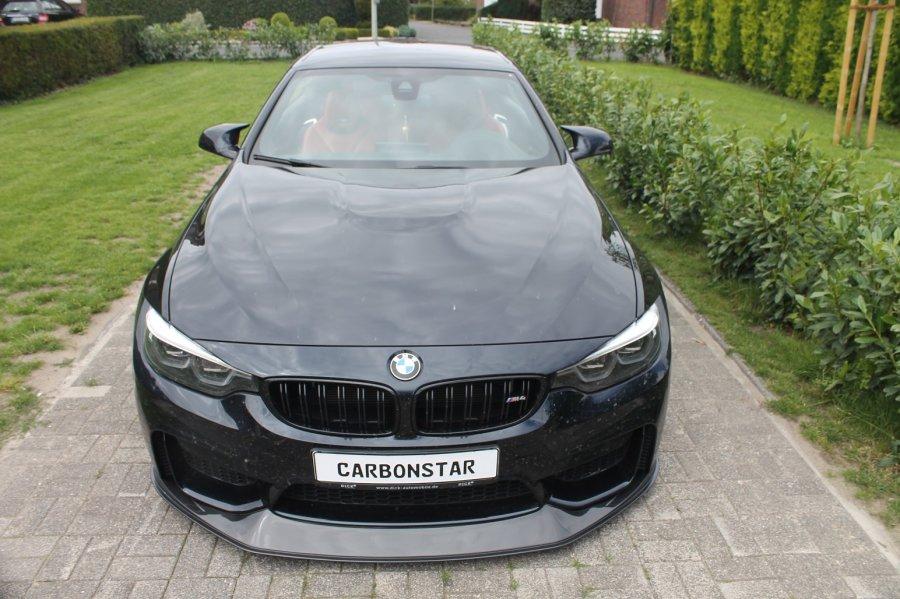 Cstar Carbon Gfk 1 tlg. Frontlippe GTS Style 2 passend...