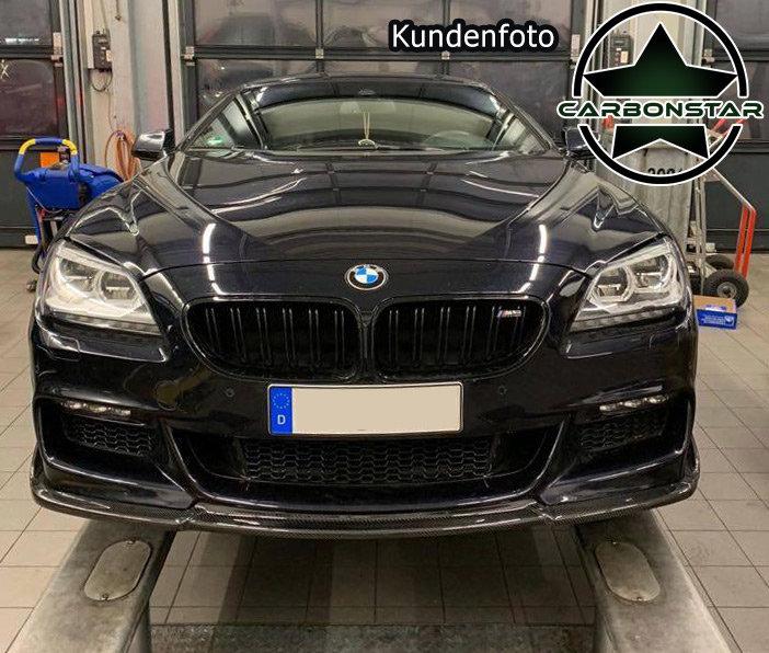 Cstar Carbon Gfk Frontlippe H Style passend für BMW...