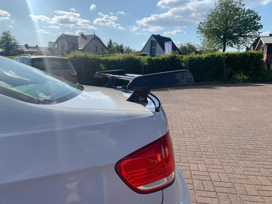 Cstar Carbon Gfk Performance Heckflügel Flügel passend für BMW E90 E92 M3 GTS  GT4 E82 1M F82 M4 F80 M3 F87 M2