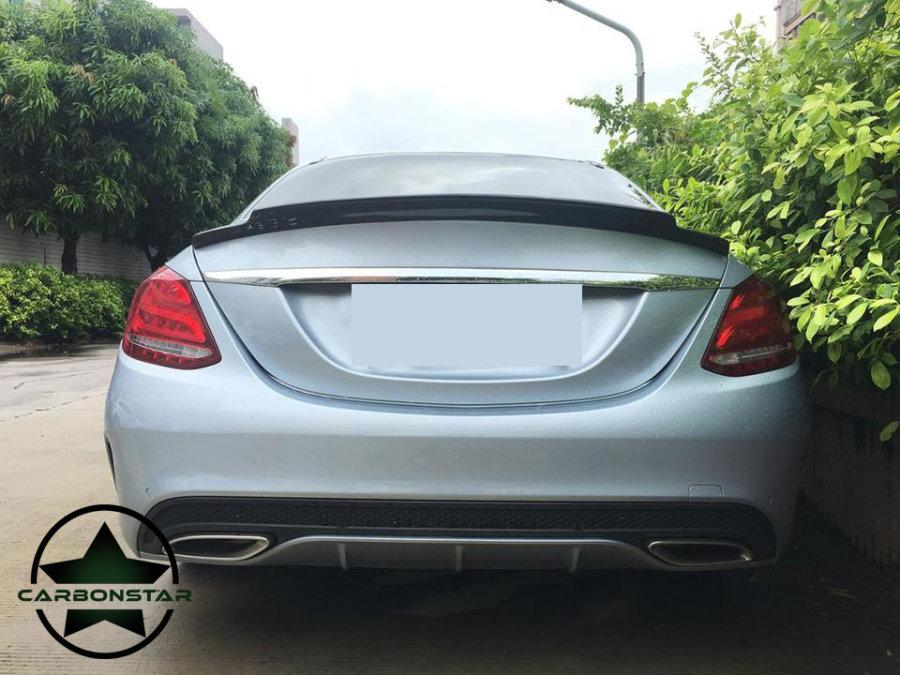 Cstar Heckspoiler Carbon gfk passend für Mercedes...