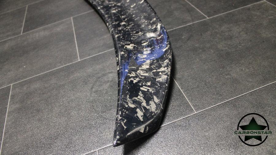 Cstar Forged Carbon Gfk Heckspoiler Spoiler PSM Style passend für BMW F82 M4
