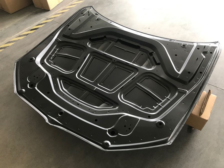 Cstar Aluminium Motorhaube CS GTS  passend für BMW...