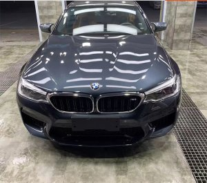 Cstar Aluminium Motorhaube CS GTS  passend für BMW G30 G31