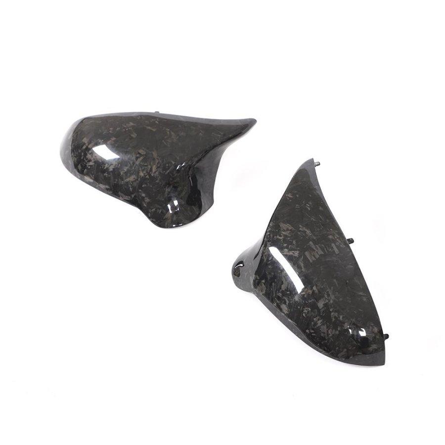 Cstar Forged Carbon ABS Spiegelkappen passend für...