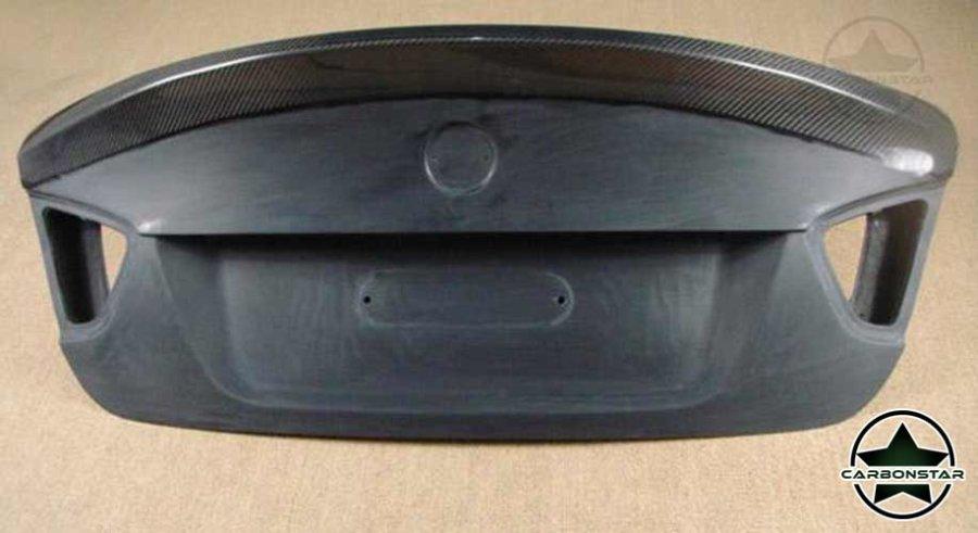 Cstar Carbon Gfk Kofferraumdeckel passend für BMW...