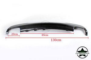 Cstar Carbon Gfk Heckdiffusor passend für BMW E90 E91 Doppelrohr Links & Rechts