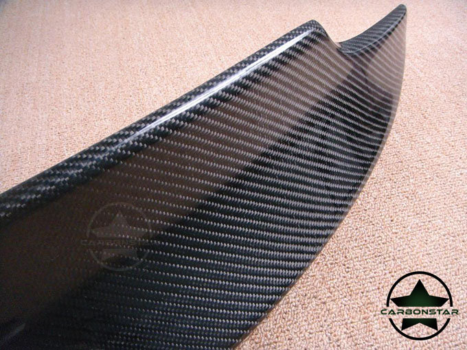 Cstar Carbon Gfk Heckansatz CSL Spoiler passend für BMW E92 auch M3