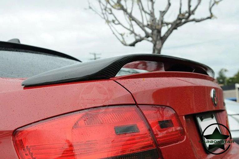 Cstar Gfk Heckspoiler H Style passend für BMW E92 auch M3