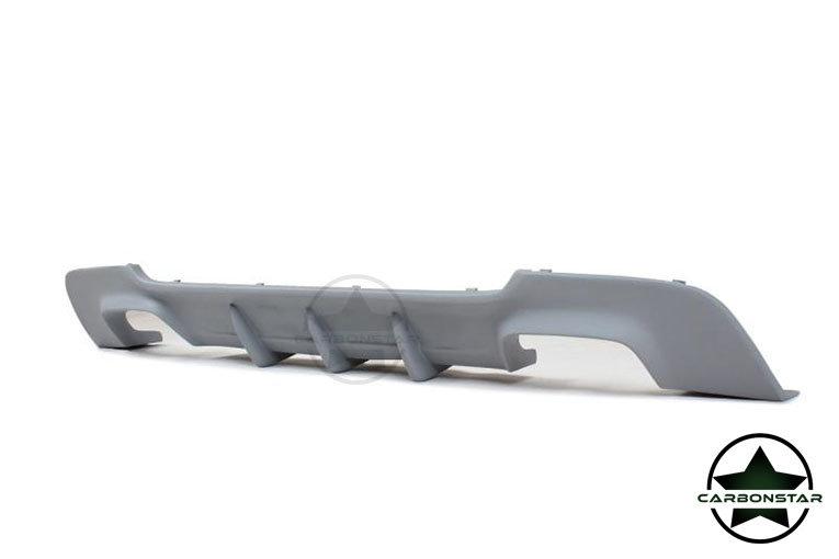 Cstar GFK Heckdiffusor passend für BMW E92 E93 335i 335d MP Doppelrohr li & re