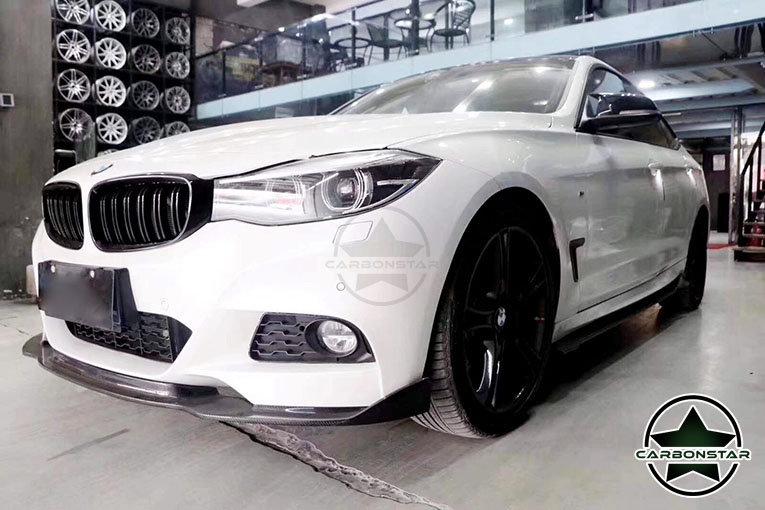 Cstar Carbon Gfk Frontlippe Lippe passend für BMW...