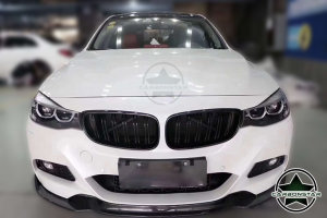 Cstar Carbon Gfk Frontlippe Lippe passend für BMW F34 GT