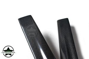 Cstar Carbon Gfk Seitenschweller V2 passend für BMW F32 F33 F36 M Paket