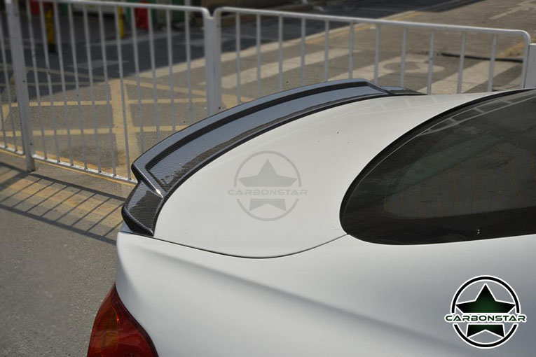 Cstar Carbon Gfk Heckspoiler Exotic passend für BMW F32