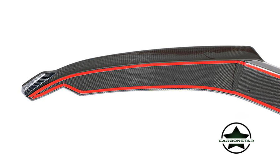 Cstar Carbon Gfk Frontlippe Lippe V Style passend...