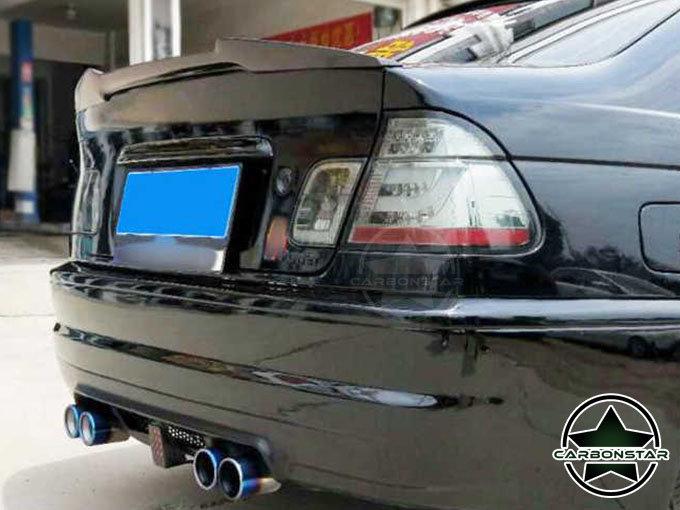 Cstar Carbon Gfk Heckspoiler Spoiler V Style passend...