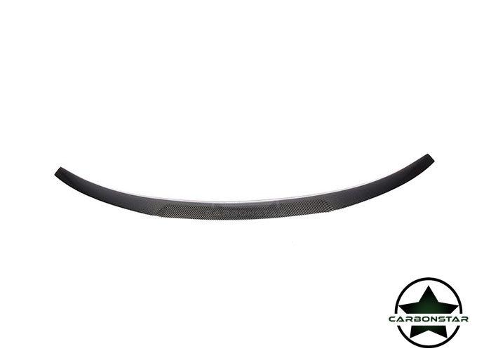 Cstar Carbon Gfk Heckspoiler V passend für BMW X4 F26 M4 Typ