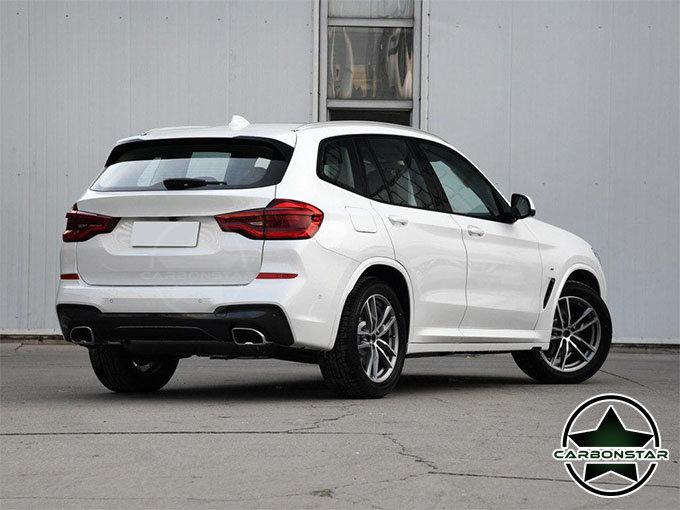 Cstar Carbon Gfk Fenster Spoiler passend für BMW X3 G01