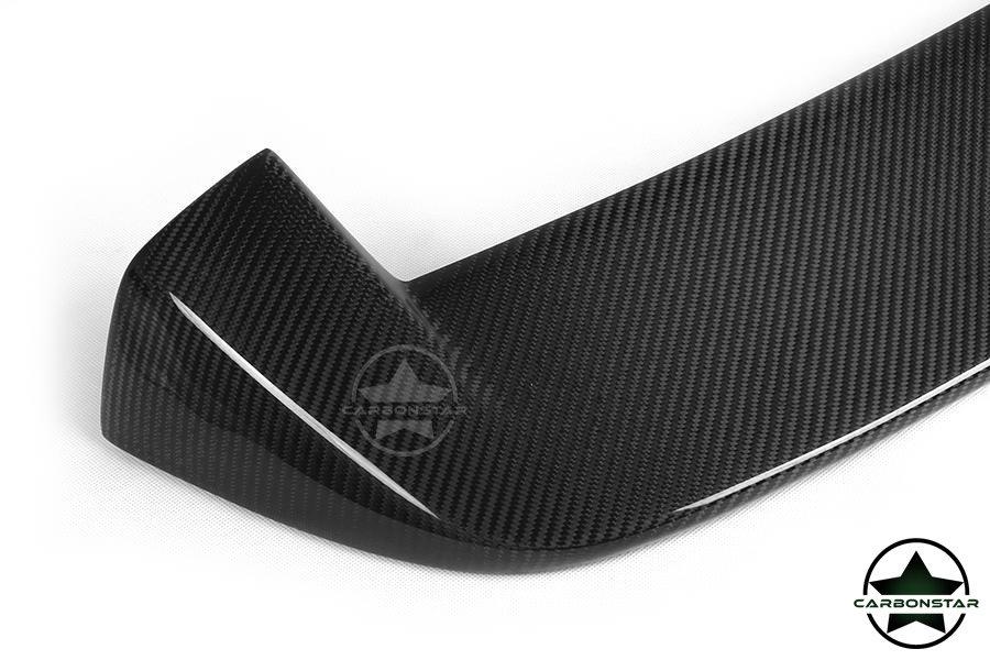 Cstar Carbon Gfk Dachspoiler 3D Heckspoiler passend für BMW Alle F20 F21