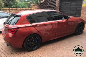 Cstar Carbon Gfk Dachspoiler A Style Heckspoiler passend für BMW Alle F20 F21
