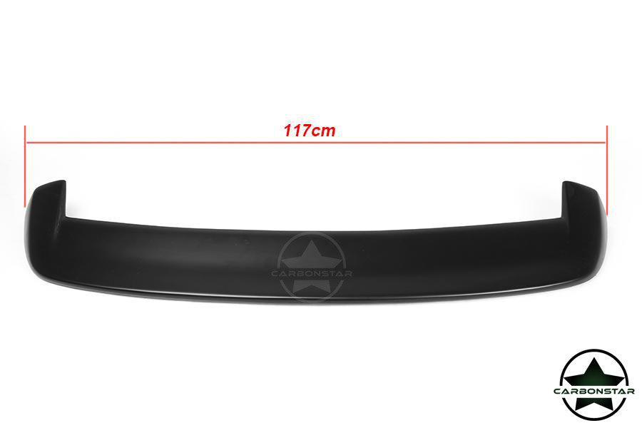Cstar Gfk Dachspoiler 3D Heckspoiler passend für BMW Alle F20 F21