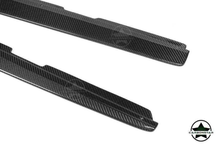 Cstar Carbon Gfk Seitenschweller Performance 2 passend für BMW F22 F23