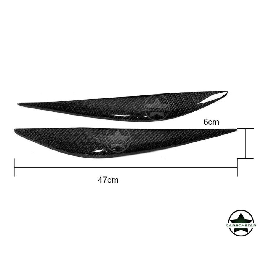 Cstar Carbon Gfk Scheinwerferabdeckung passend für BMW F30 F31