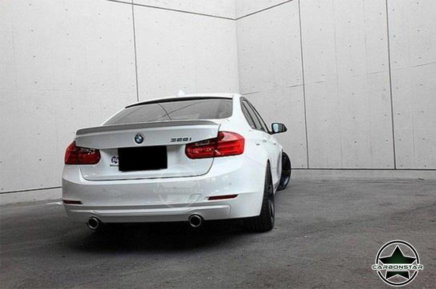 Cstar PU Heckspoiler 3D passend für BMW F30 F80 M3
