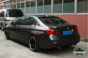 Cstar Carbon Gfk Dachspoiler A Style passend für BMW F30 F80 M3