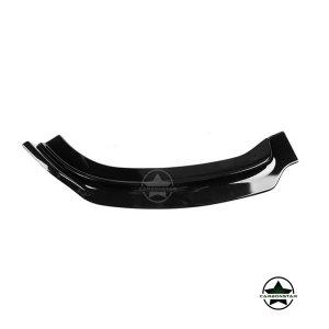 Cstar Frontlippe ABS 3tlg Carbon Look Glanz passend für BMW F30 F31 LCI OEM Stoßstange