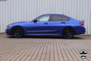 Cstar PP Seitenschweller Performance Glanz Schwarz passend für BMW G20 G21 M Paket