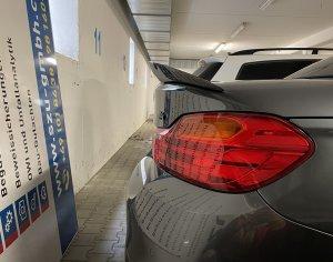 Cstar Carbon GFK Heckspoiler V Style 2 passend für BMW F36 M4