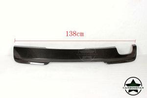 Cstar Carbon Gfk Heckdiffusor OEM Style passend für BMW F10 F11 M Paket 520d 520i 523i 525d 525dx 528i 528ix 530d 530dx 530i
