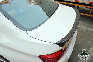 Cstar Carbon Gfk Heckspoiler 3D passend für BMW F10 + M5
