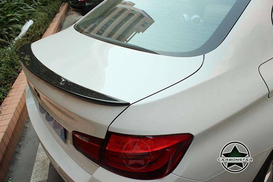 Cstar Carbon Gfk Heckspoiler Arkym Style passend für BMW F10 + M5