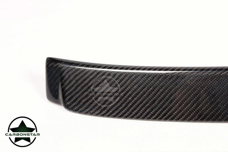 Cstar Carbon Gfk Dachspoiler A Style passend für BMW F10 + M5