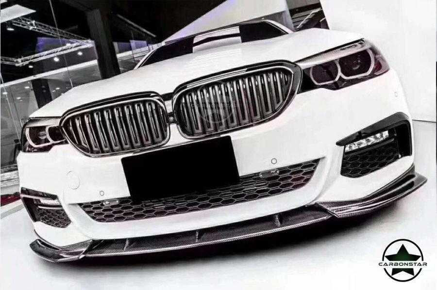 Cstar Carbon Gfk Frontlippe 3tlg. passend für BMW...