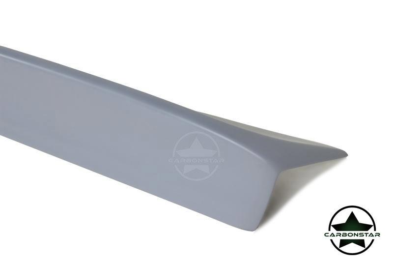 Cstar PU CSL Heckansatz grundiert Spoiler passend für BMW E46 Limo