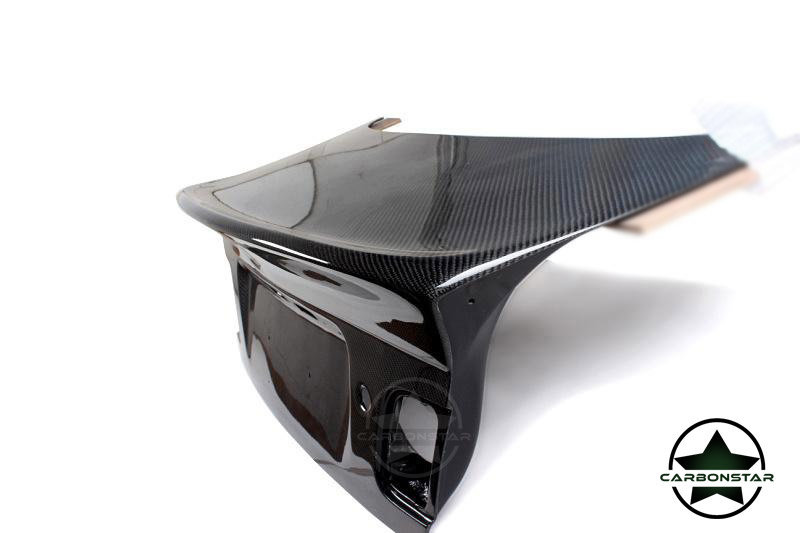 Cstar Carbon Gfk Kofferraumdeckel CSL passend für BMW E46 Limo