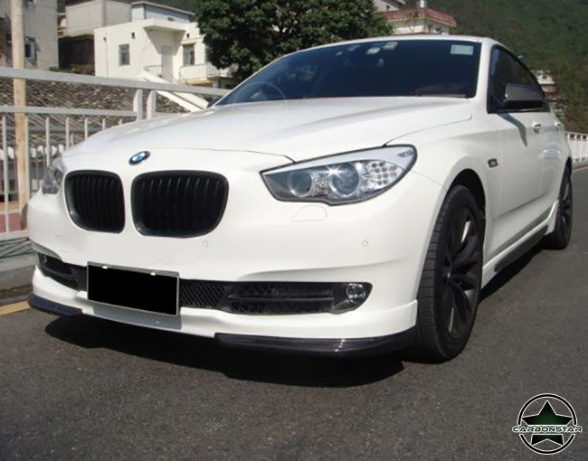Cstar Carbon PU Frontlippe Lippe vorne passend für BMW F07 GT