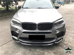 Cstar Carbon Gfk Frontlippe H Style passend für BMW F86 X6M F85 X5M