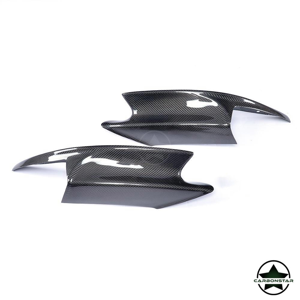 Cstar Caron Gfk Performance Splitter Flaps passend für BMW X5 F15 X6 F16 X5M X6M M Paket