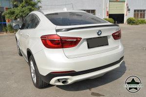 Cstar Carbon Gfk Heckspoiler passend für BMW X6 F16