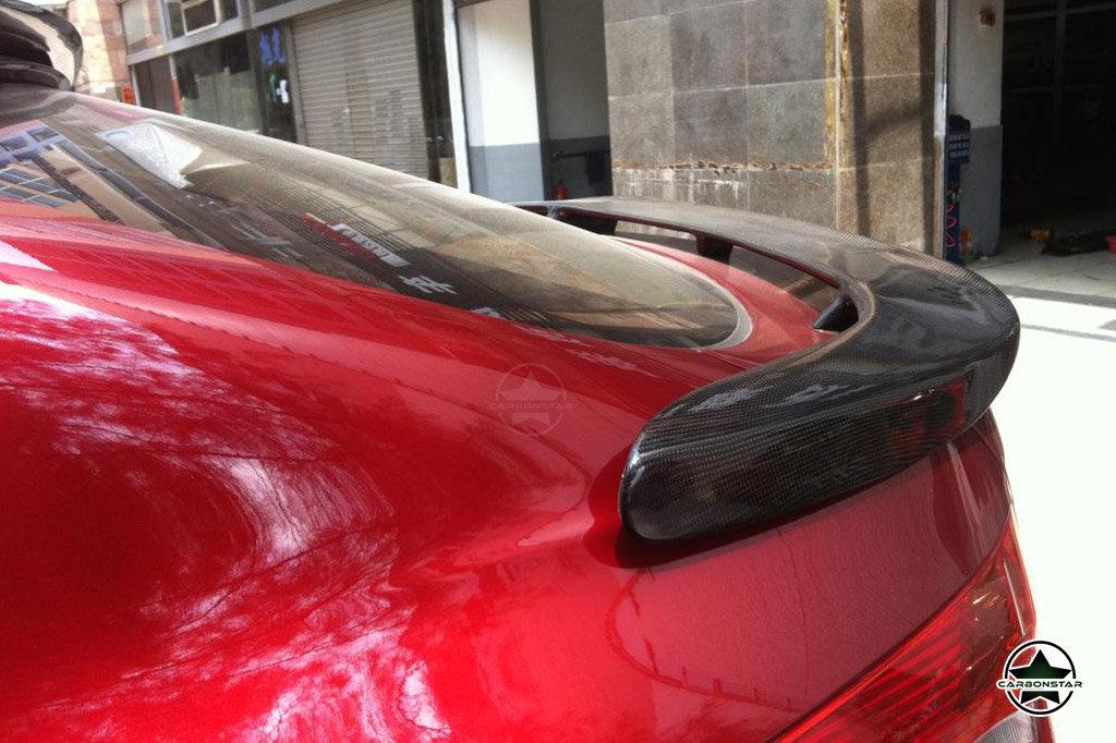 1X Neuwagen Heckspoiler Heckspoilerfl/ügel F/ür BMW 3Er F30 F80 Heckspoiler Heckspoiler ABS Kunststoff Dachspoiler