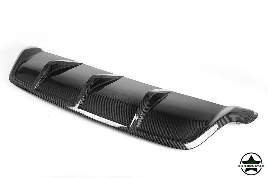 Cstar Carbon Gfk Performance Heckdiffusor passend für BMW X6 E71