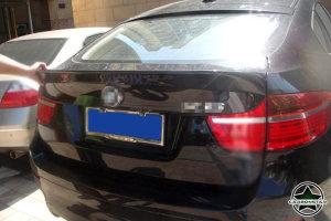 Cstar Carbon Gfk Heckspoiler Spoiler Typ A passend für BMW X6 E71