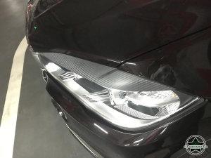 Cstar Carbon Scheinwerferabdeckung passend für BMW X5 X5M F15 X6 X6M F16