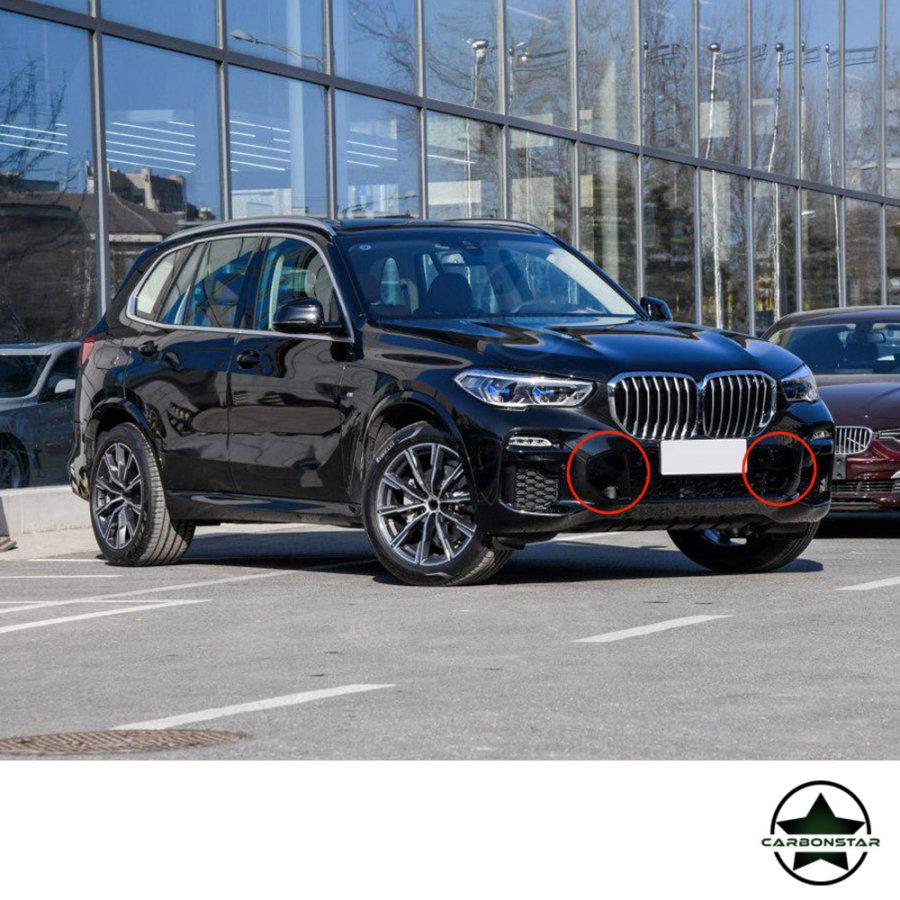 Cstar Carbon Lufteinlass Abdeckung passend für BMW X5 G05 X5M M Paket