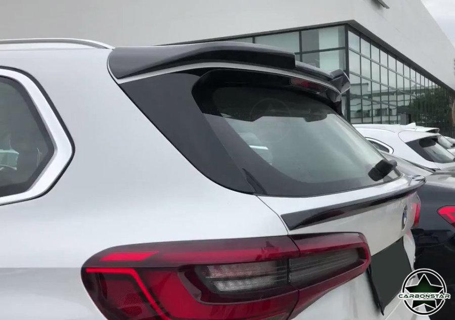 Cstar Carbon Gfk Heckspoiler Spoiler passend für BMW X5 G05