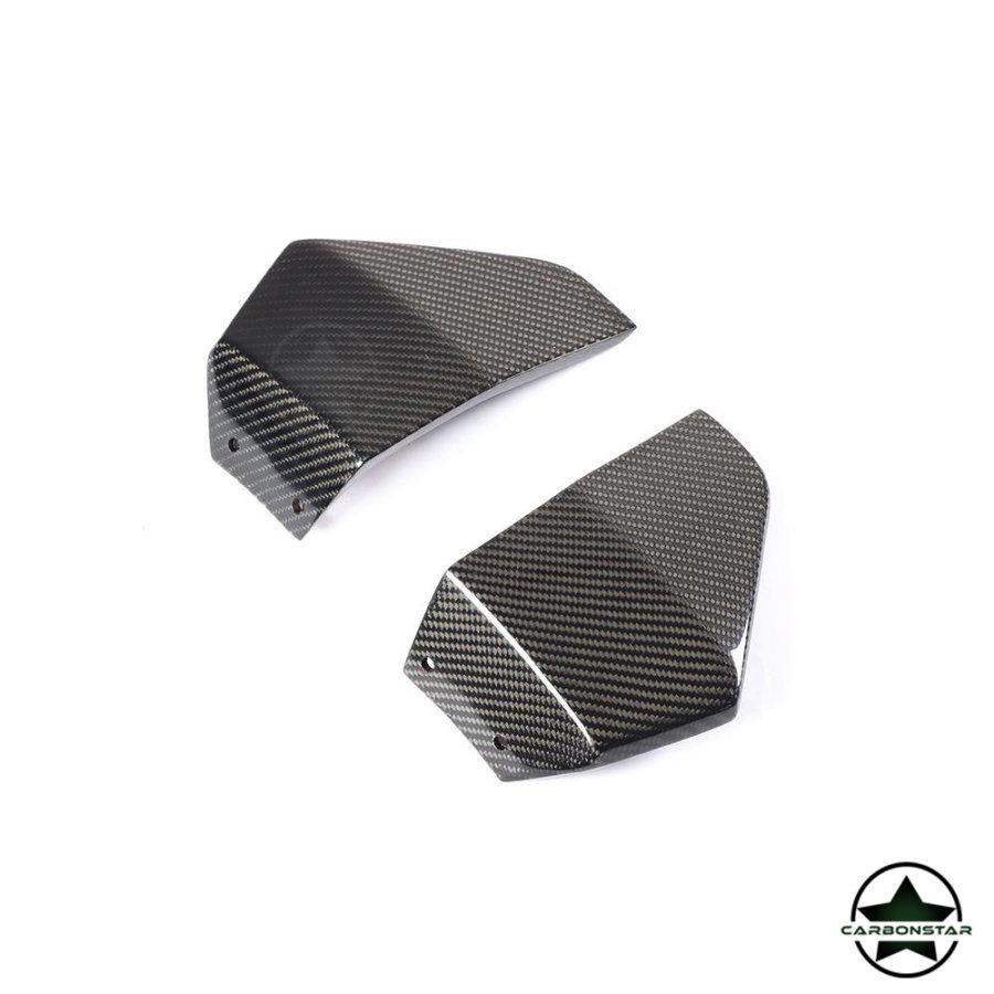 Cstar Carbon Gfk Wings vorne passend für BMW X3 G01
