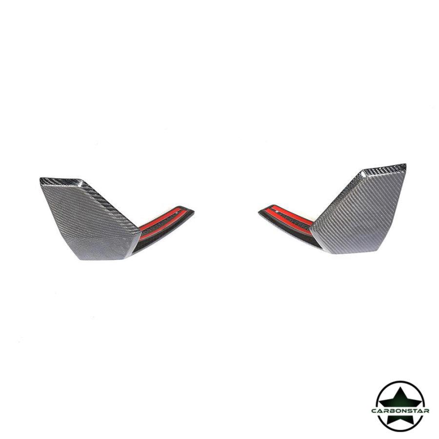 Cstar Carbon Gfk Splitter Flaps passend für BMW X5...